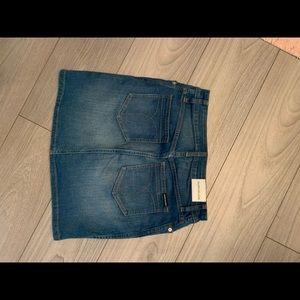 Denim skirt Calvin Klein